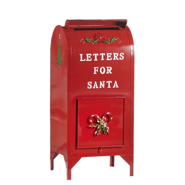 Mailbox Weihnachtsdeko / Santa