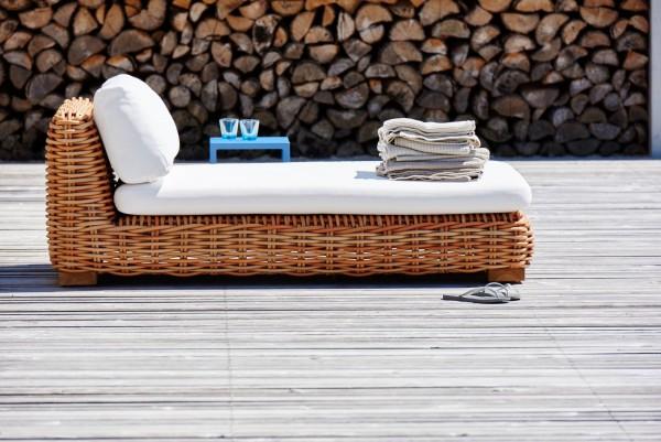 Outdoor Lounge Ottomane Springfield