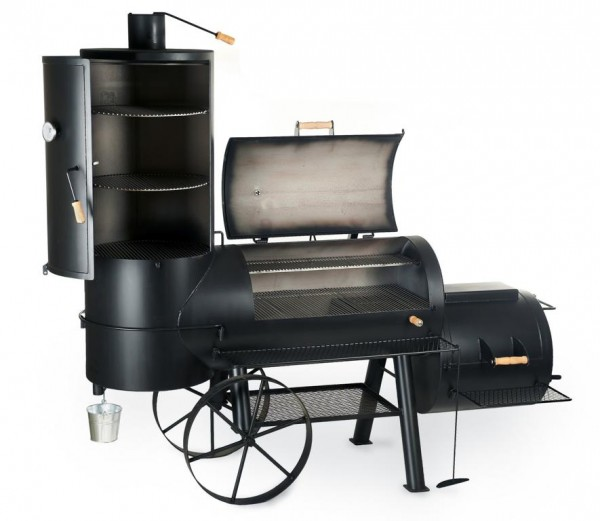 "JOES Barbeque Smoker 24"" JOE's Chuckwagon Catering"