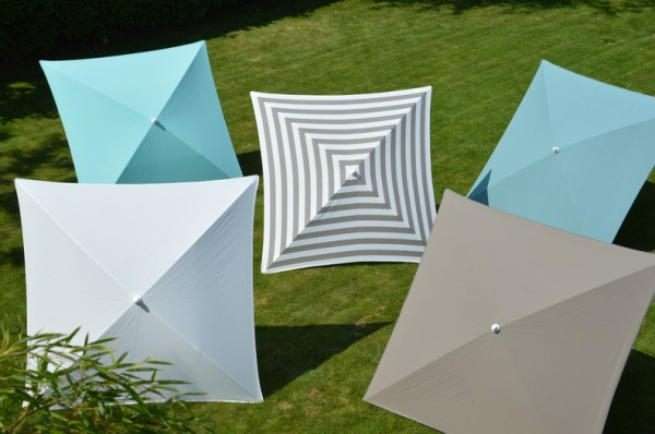 Sonnenschirm Murano, 4-teilig