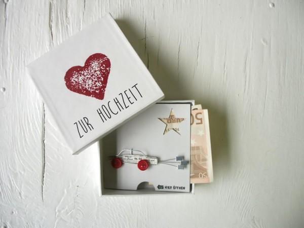 Geldgeschenk-Boxen Zur Hochzeit