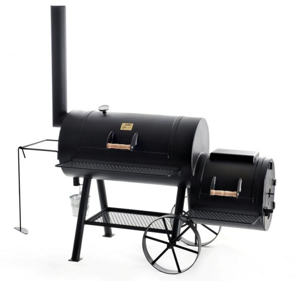 "JOES Barbeque Smoker Silver Edition 20"" Texas Classic"