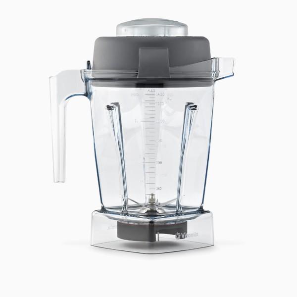 1.4 L Tritan Behälter für Nasszubereitungen mit Deckel und Stößel
