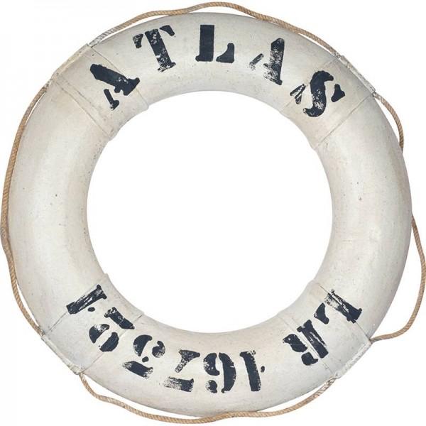 Deko Rettungsring - Atlas