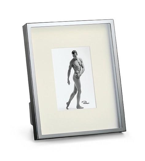 Portraitbilderrahmen - Silber - 10 x 15