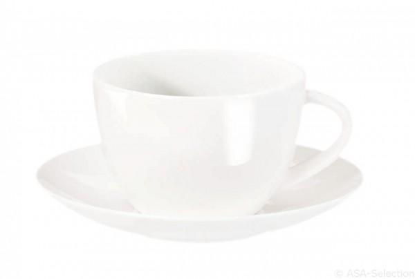 Kaffeetasse m. Unterer a table