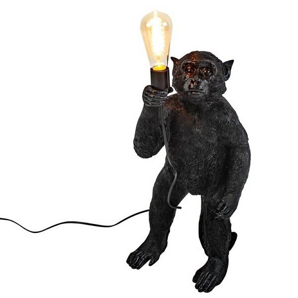Stehleuchte - Black Monkey, stehend