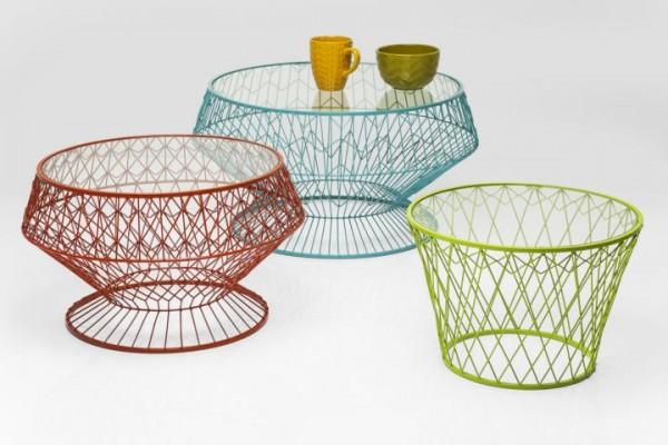 Wire Colore - Beistelltisch