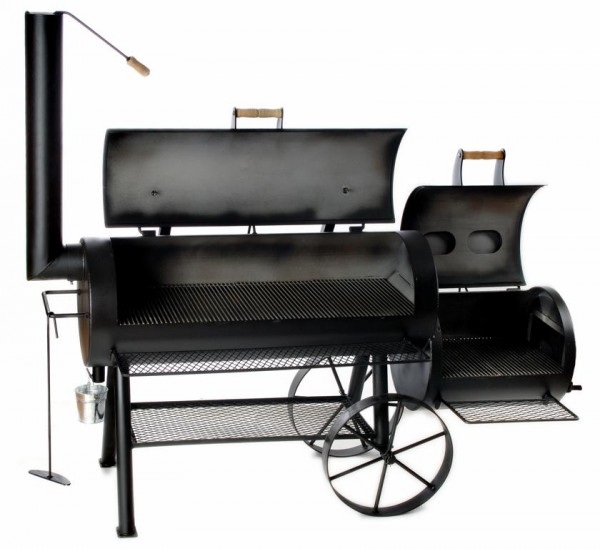 "JOES Barbeque Smoker 20"" JOE's Championship Longhorn"