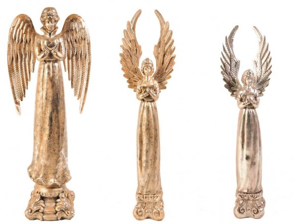 Engel Dekofigur