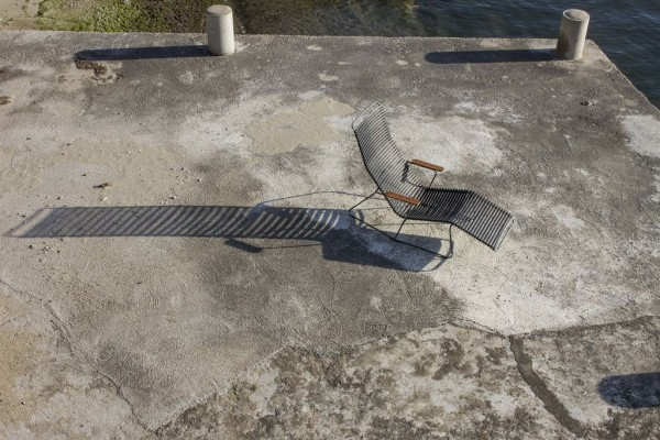 Outdoor Liege Click Sunrocker