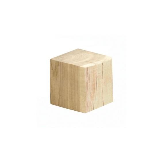 Holzwürfel Eiche