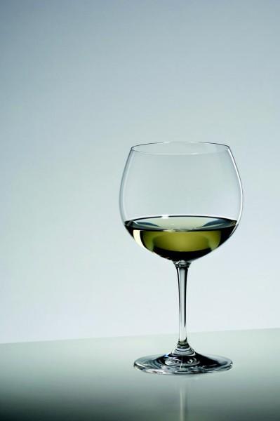 Vinum - Oaked Chardonnay Montrachet - GIN Glas (1 Stück)