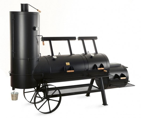 """JOES Barbeque Smoker 24"""" JOE's Extended Catering Smoker"""