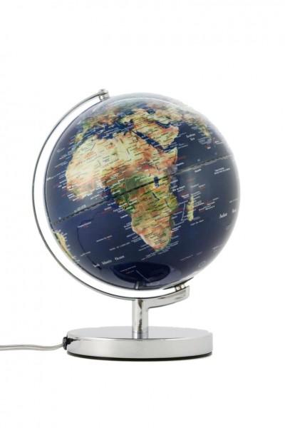 Globus mit Licht Terra Physical No 2 Light Ausstellungsstück