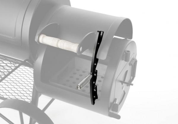 JOES Barbeque Smoker Deckelhalter groß für Longhorn/Chuckwagon
