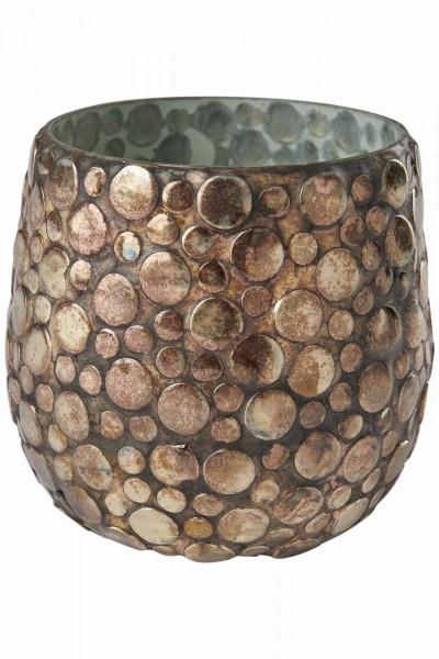 Teelichthalter mosaik