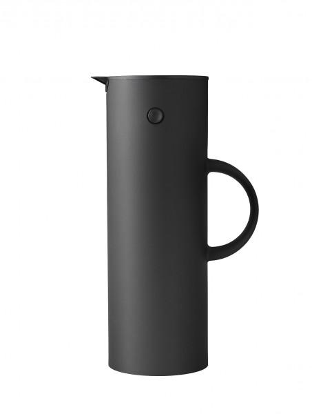 EM77 Reverse Isolierkanne, schwarz matt
