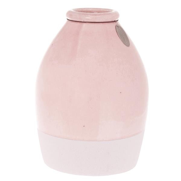 Vase Saintes rosa 31 cm