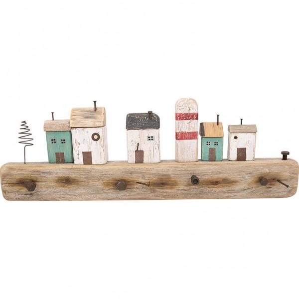 Garderobe Häuser - L 80 cm