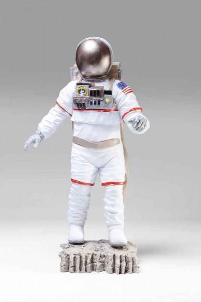 Astronaut - Figur Mann auf dem Mond 54 cm