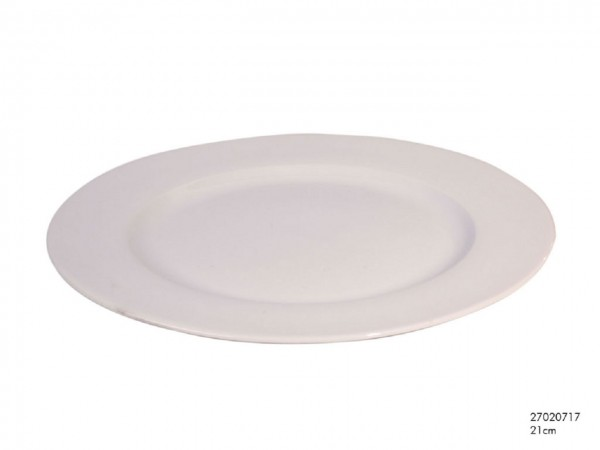 Teller - Porzellan, 21 cm