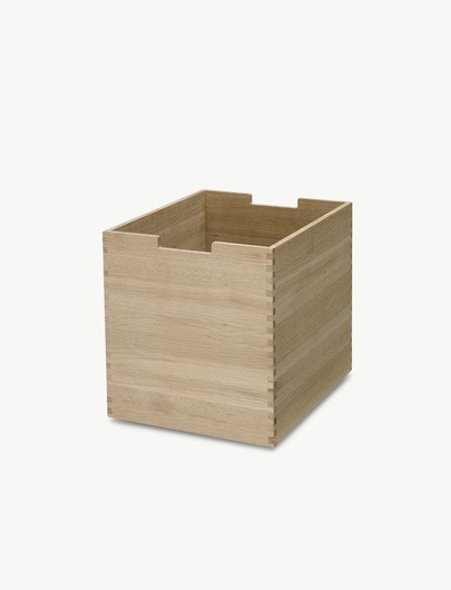 Cutter Box Oak groß