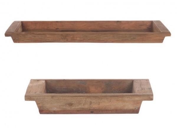 Vintage Holztablett