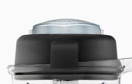 Deckel und Verschlußkappe für 2.0 L Tritan Nass-Behälter TNC (016161)