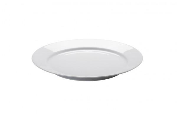 Cucina Teller rund 32 cm weiß