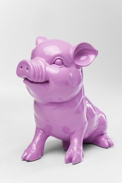 Pig Babe - Spardose Violet
