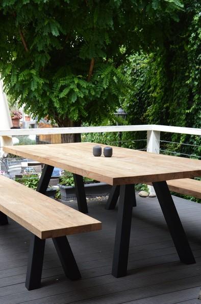 Outdoor Tisch Bradford natur
