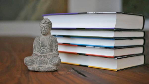 Buddha mini H: 9 cm