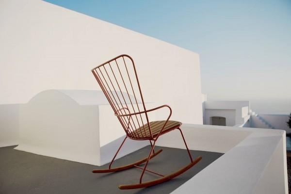Outdoor Schaukelstuhl PAON - Outdoor Rocking Chair