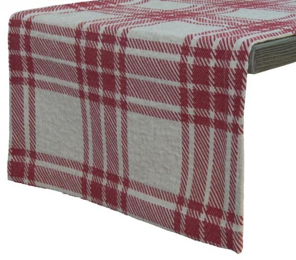 Tischläufer Quadro 40x140cm