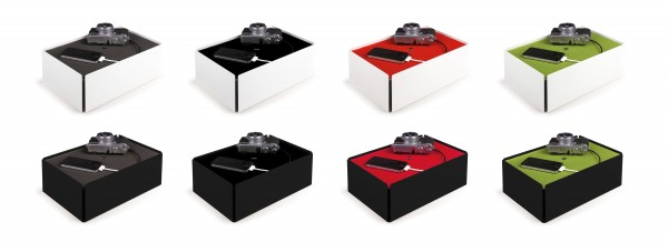 Kabelbox CHARGE-BOX