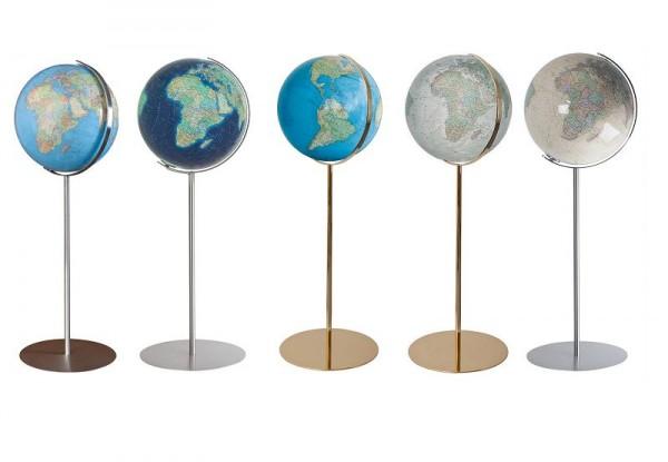Standglobus Regent Ø 40 cm Acryl-/Kristallglas