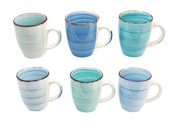 Kaffeetasse - Blue