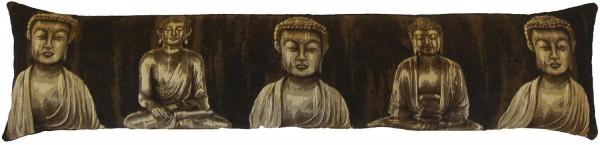 Zugluftstopper - Buddha 20x90 cm