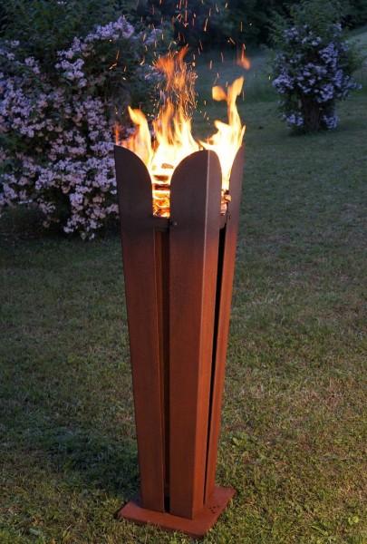 Fuji Flame Feuerstelle