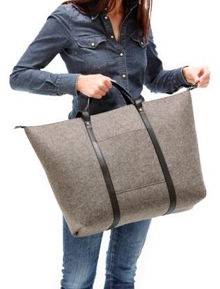 Filz Reisetasche