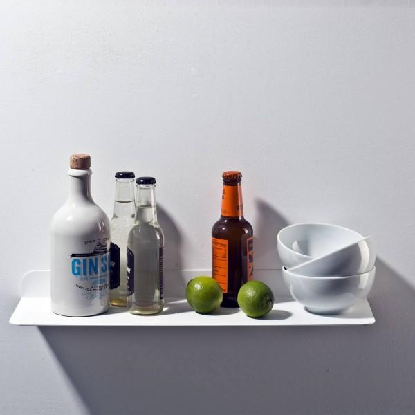 Wandregal Solid 01 weiß Ausstellungsstück