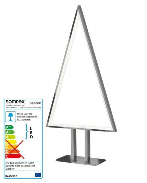 Designleuchte LED Weihnachtsbaum Pine Aluminium