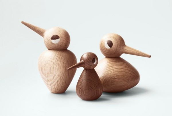 Bird - Holzfigur