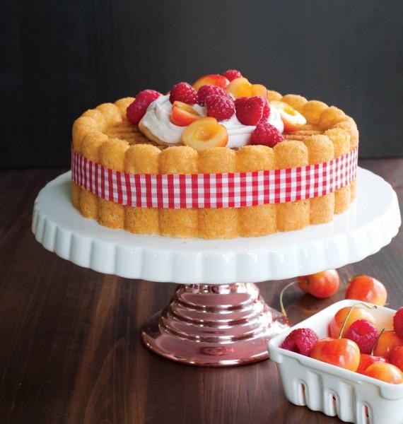 Backform Charlotte Cake Pan 1,4 Liter