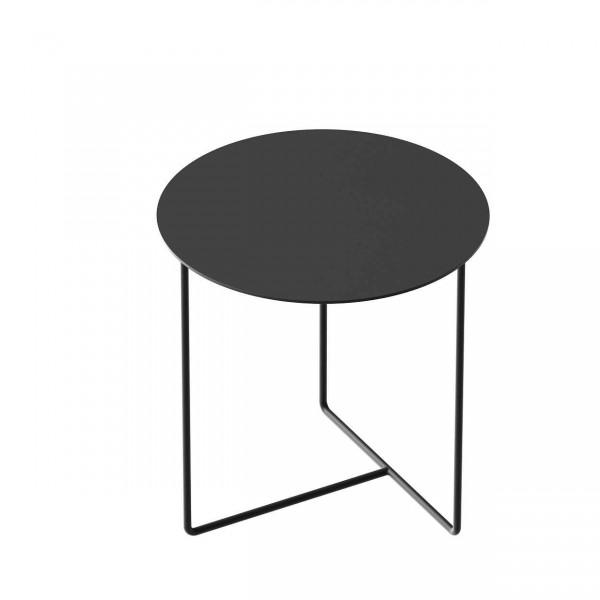 Beistelltisch Solid 03 schwarz Ausstellungsstück