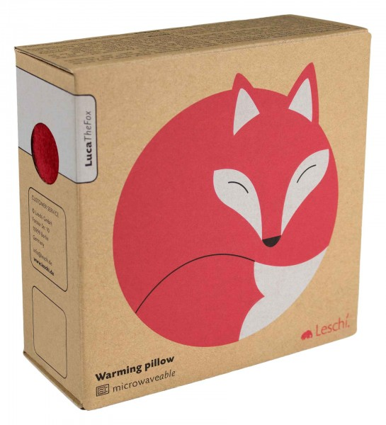 Wärmekissen | Der Fuchs Luca