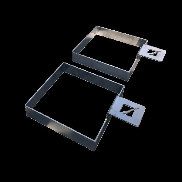 Plancha Rahmen - Frames Set
