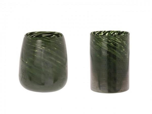 Vase Zofia grün