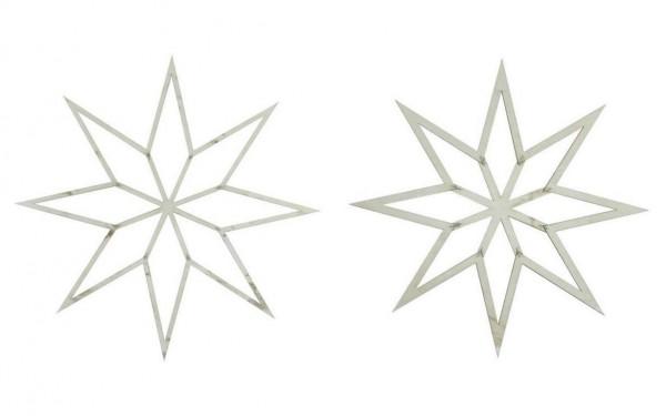 Christmas - Sterne aus Birke